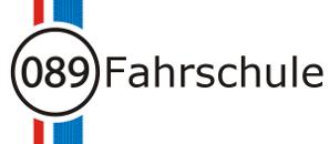 089 Fahrschule Logo